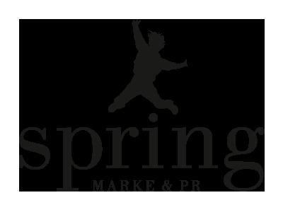 Logo von SPRING Werbeagentur und PR-Agentur, Gisbert Wegener und Uli Klomann GbR